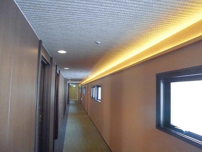 廊下の電気